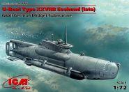 """Германская подводная лодка 2 МВ """"Seehund"""", тип XXV"""