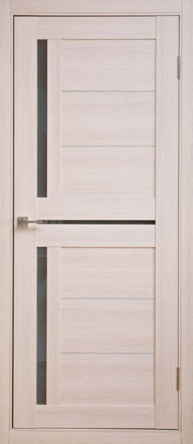 Дверное полотно Quattro 18M/молдинг