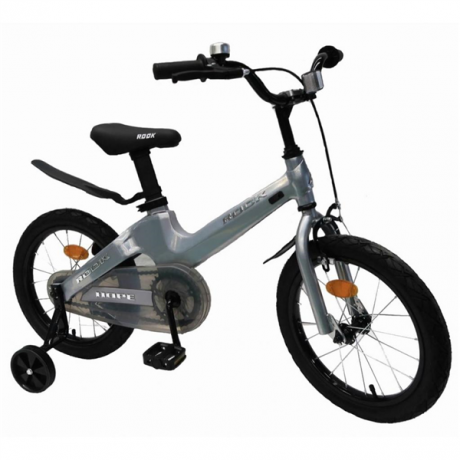 "Велосипед 20"" Rook Hope Серебристый"