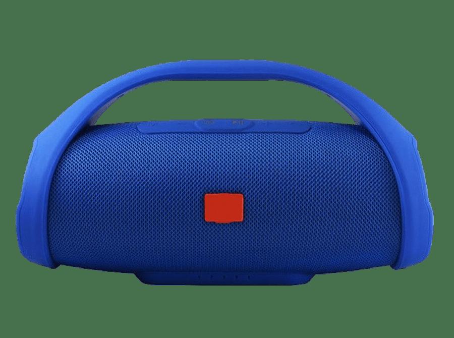 Портативная беспроводная колонка Boombox mini (Синий)