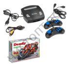 Игровая приставка Dendy Classic 255 в 1 (конс.с 255 встр.играми.,2джой.,бл.пит.,каб.TV) Денди
