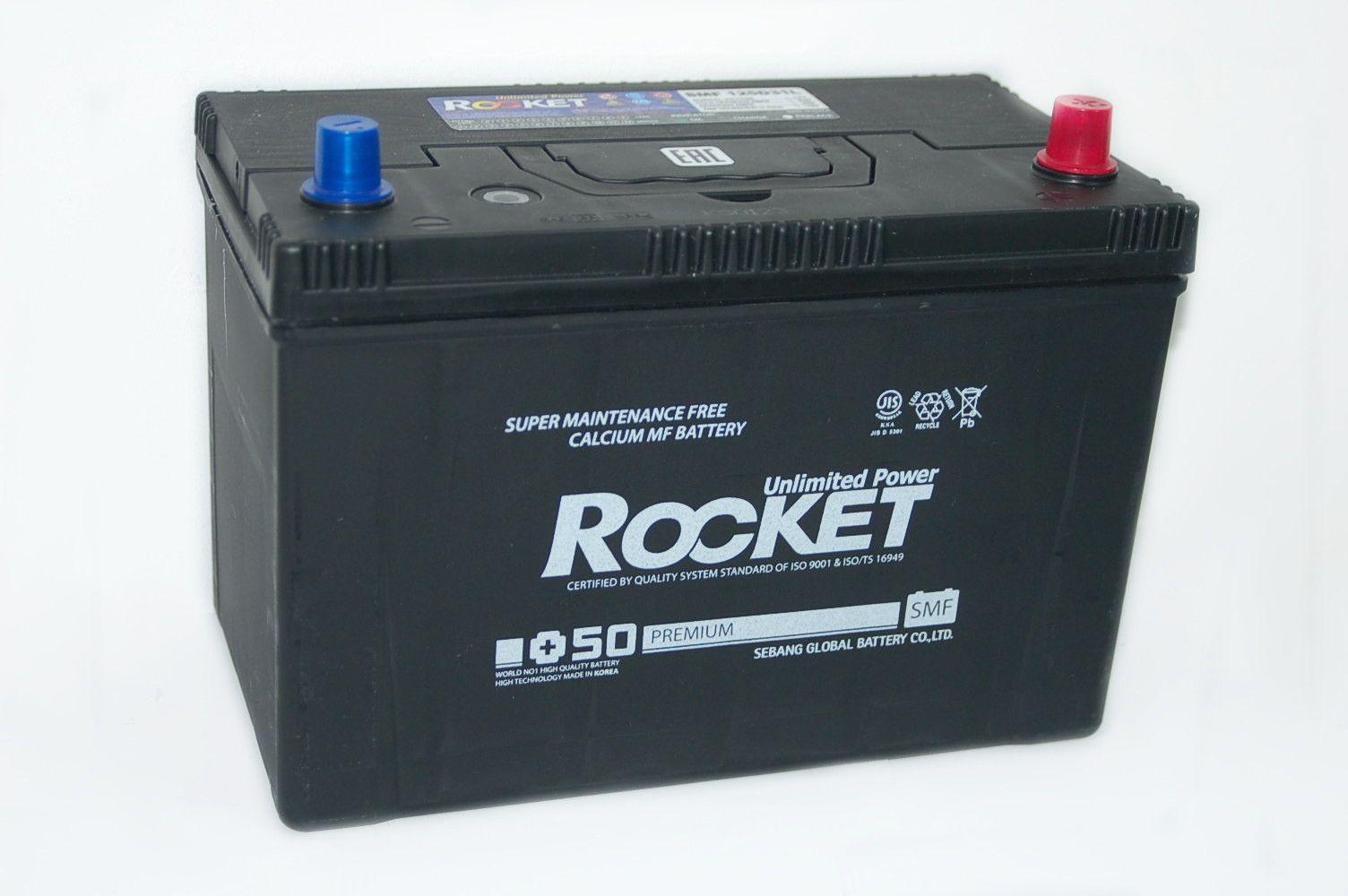 Rocket 100 Ач