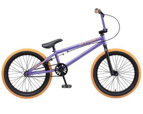 """Велосипед ВМХ Mack 20"""" фиолетовый"""