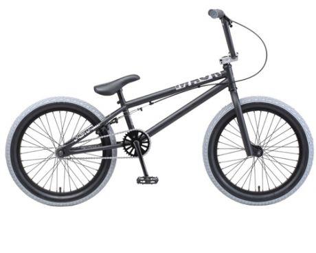 """Велосипед ВМХ Mack 20"""" черный"""