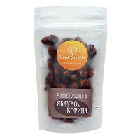 Микс орехов Яблоко и корица Sweet Granola,75 грамм