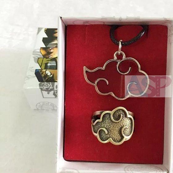Кольцо + Кулон Naruto