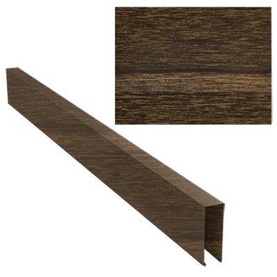 Кубообразный реечный потолок орех