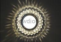 Точечный Светильник OREOL Crystal 2348 110/60mm Под Лампу MR16 Белый