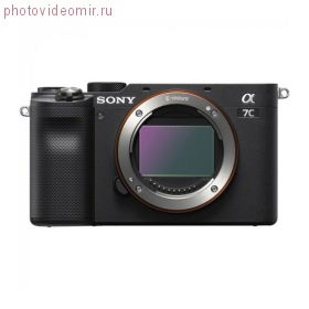 Фотоаппарат Sony Alpha a7C Body (ilce-7C)