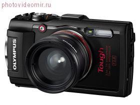 Компактная камера Olympus TG-4