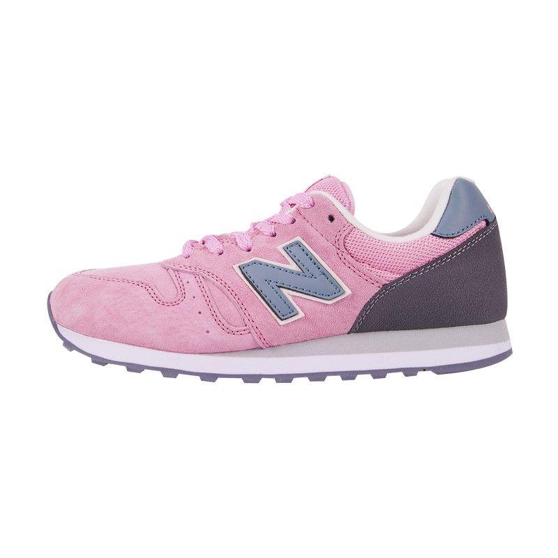 Кроссовки New Balance 373 розовые