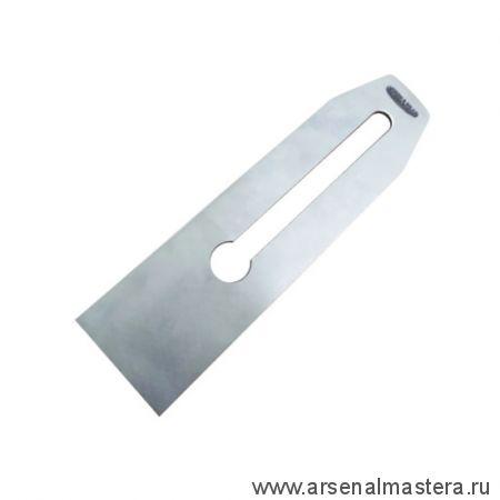 Нож для рубанка стандарт Stanley / Dictum 50 мм толщина 3,2 мм Петроградъ М00018334