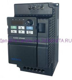 Преобразователь частоты B752T4BP  7.5kW - 11kW  380V