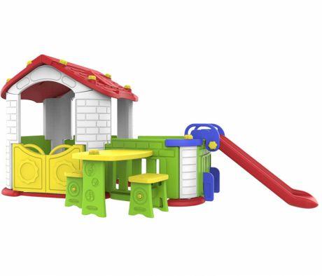 Игровой домик - комплекс Toy Monarch CHD-808