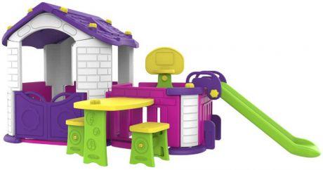 Игровой комплекс Дом 2 Toy Monarch CHD-356