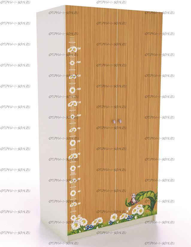 Шкаф двухдверный ФБ-Ш3 (90х56х181)
