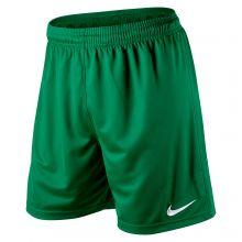 Шорты Nike Park Knit Short зелёные