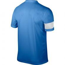 Детская голубая игровая футболка Nike Striker III Jersey