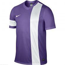 Детская фиолетовая игровая футболка Nike Striker III Jersey