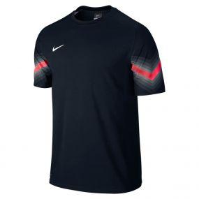 Вратарский свитер Nike Goleiro Short Sleeve чёрный