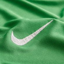 Вратарский свитер Nike Goleiro Short Sleeve зелёный