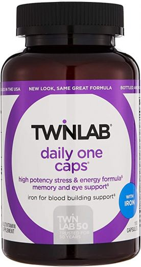 Twinlab - Daily One With Iron