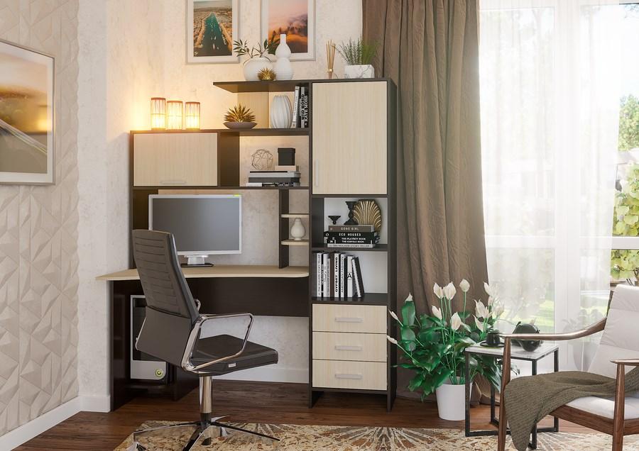 Стол компьютерный №5 (ника)