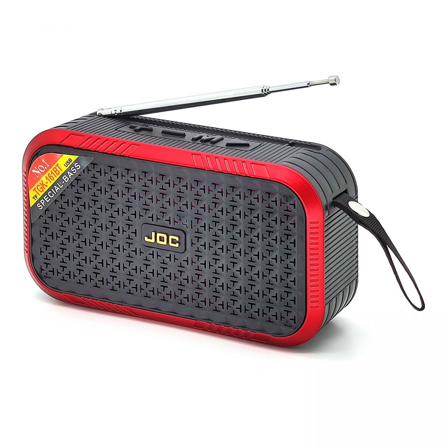 JOC TGK-161BT р/п (USB,Bluetooth)
