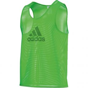 Футбольная манишка adidas Training Bib 14 зелёная