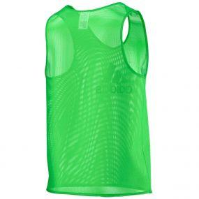 Футбольная манишка adidas Training Bib 14 зелёная
