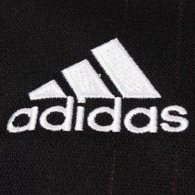 Футболка adidas Tiro 15 ClimaLite Polo чёрная
