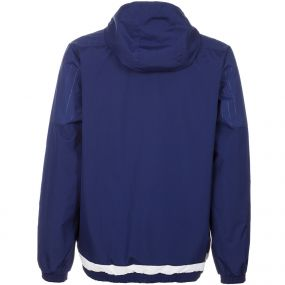 Куртка adidas Tiro 15 All Weather Jacket тёмно-синяя