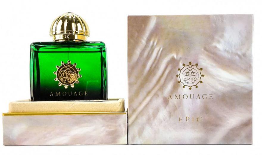 Amouage Epic For Woman 100 мл - подарочная упаковка