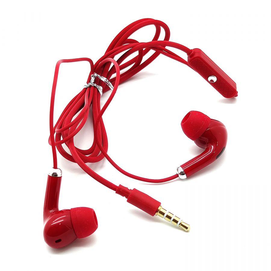 ELMCOEI EV-194 Красные наушники-гарнитура