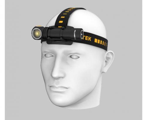 Armytek Wizard C2 Pro Magnet USB XHP50.2 (теплый свет)