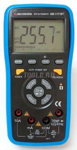 АМ-1171 Мультиметр цифровой АКТАКОМ