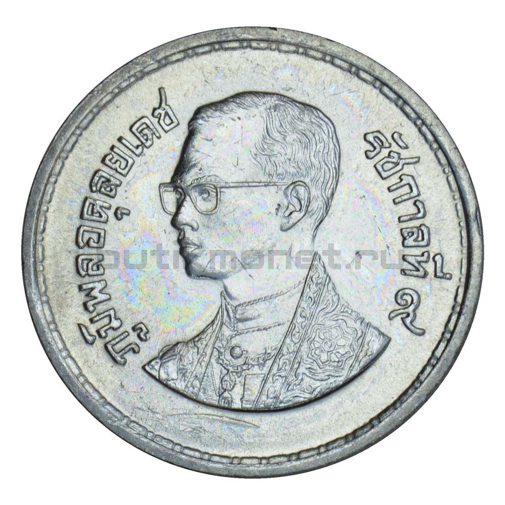 10 бат 1983 Таиланд 100 лет тайской почтовой службе