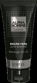 Масло-гель для бритья ESTEL ALPHA HOMME 100 мл