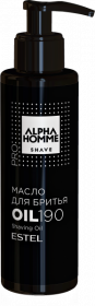 Масло для бритья ALPHA HOMME 190 мл