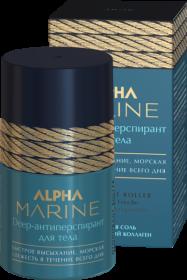 Deep - антиперспирант для тела ALPHA MARINE 50 мл