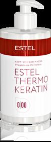 Кератиновая маска для волос 0/00 ESTEL THERMOKERATIN 435 мл