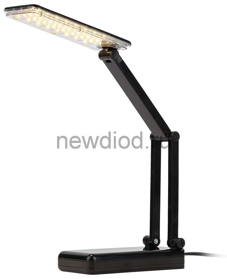 ЭРА наст.светильник NLED-426-3W-BK черный