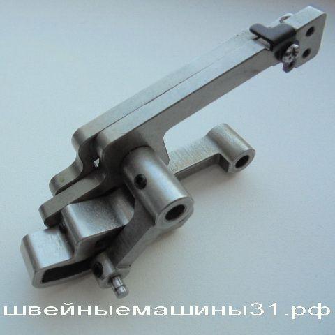 Крепление задней рейки и механизм дифференциала BROTHER 2340 CV COVER STITCH   цена 600 руб.
