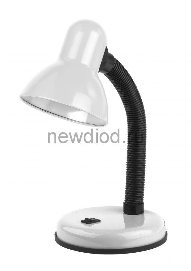Настольный светильник N-211-E27-40W-W белый ЭРА