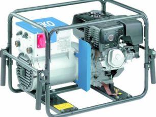 Сварочный генератор GEKO 6401 EW-S/HEBA