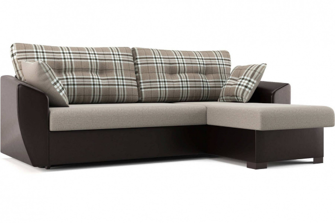 Кокос (11) угловой диван-кровать У(П)Л Worek karo 2B/Worek karo 2A