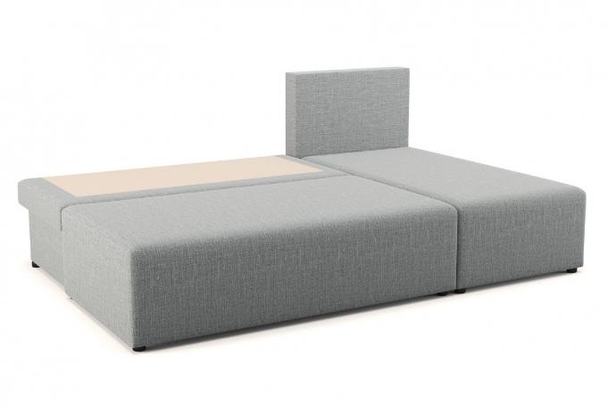 Комо (02) угловой диван-кровать У(П)Л ML151027 Velvet 9