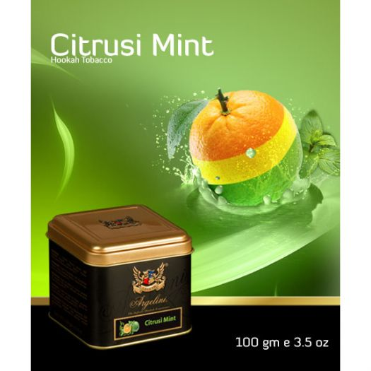 Argelini Citrusi Mint 100гр