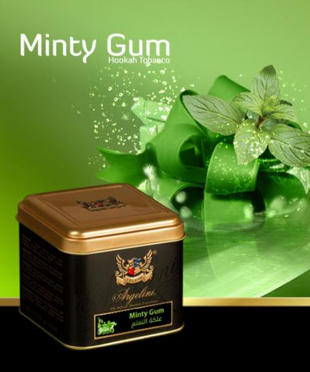 Argelini Minty Gum 100гр