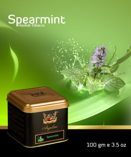 Argelini Spearmint 100гр